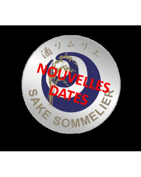 Certified Sake Sommelier -...